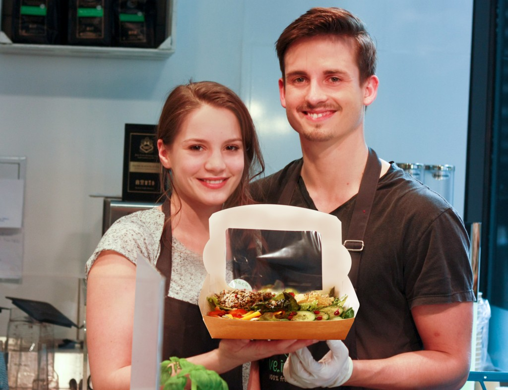 Alina+Martin Love it healthy, Hannover, Location, gesund essen, ToGo